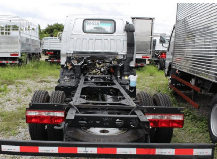 xe tải Jac 2.4 tấn tại Ô Tô Phú Mẫn Thủ Đức - 5