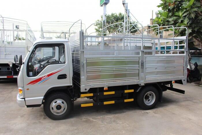 Có nên mua xe tải Jac 2.4 tấn không