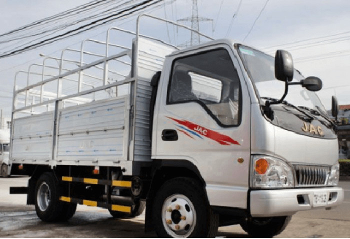 Cần lưu ý những gì khi mua xe tải Jac 2.4 tấn trả góp?