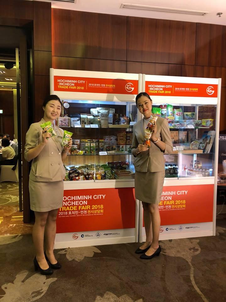 Chương trình trưng bày và kết nối giao thương các doanh nghiệp TPHCM