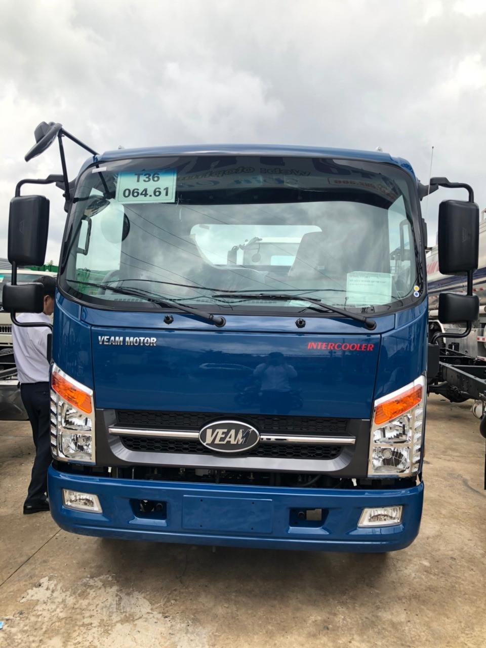Thông số kỹ thuật xe tải Veam VT260 động cơ Isuzu