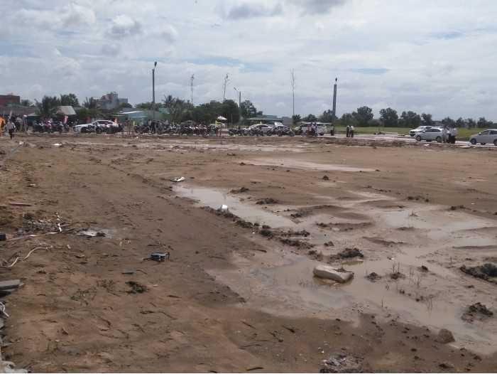 Cẩn trọng khi chọn mua đất nền dự án tại Long An(3)