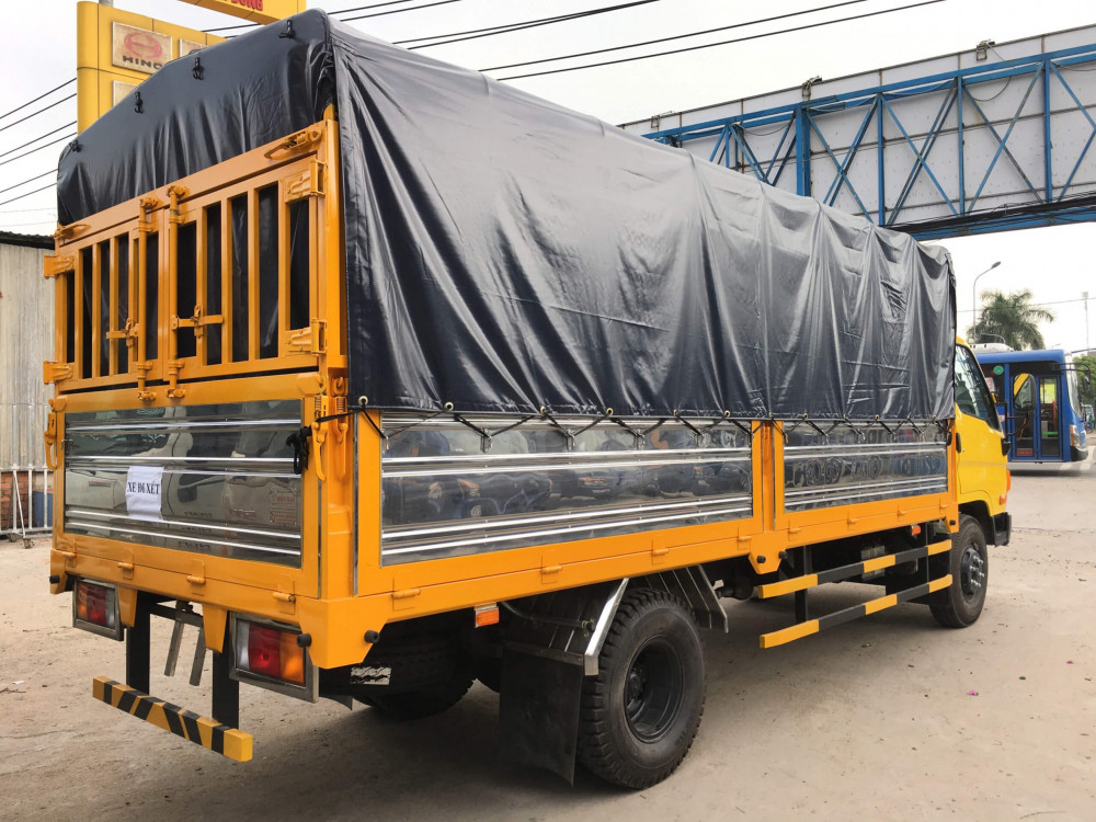 Một vài ưu điểm nổi bật trên xe tải Hyundai 8 tấn HD800