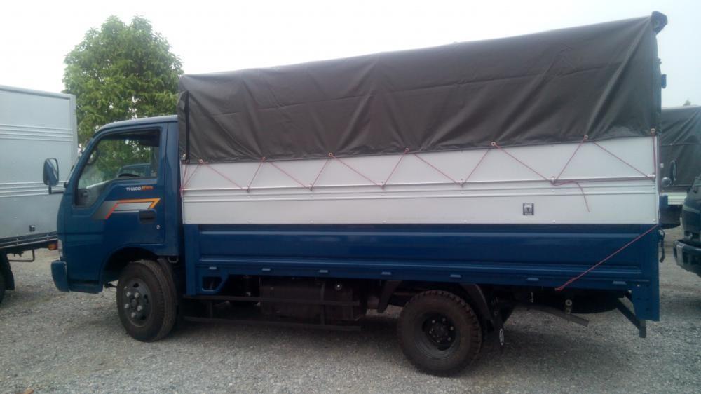 Mua xe tải Kia K165S trả góp giá tốt tại Thaco Kia Bình Triệu