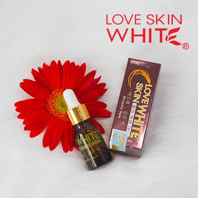 Tinh Chất Serum hỗ trợ trị mụn, thâm, chống Nhờn - Love Skin White Hàn Quốc