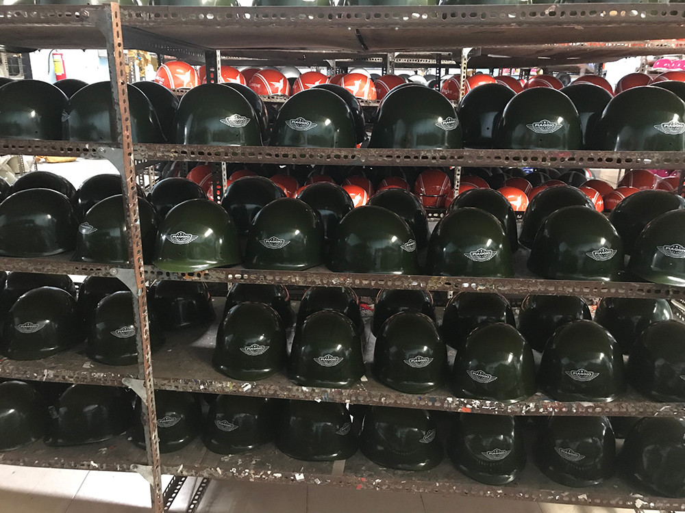 Xưởng sản xuất mũ bảo hiểm in Logo giá rẻ tại TPHCM - Sản xuất mũ bảo hiểm in Logo theo yêu cầu