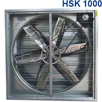 Quạt hút thông gió công nghiệp tại Bình Dương, Đồng Nai đầy đủ kích thước