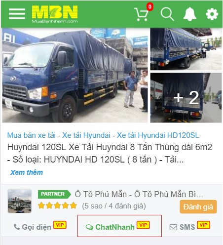 Thiết kế web bán xe tải cần chức năng gì?(3)