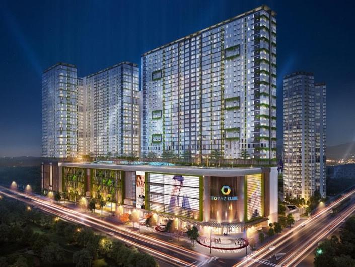 Các dự án căn hộ chung cư trên đường Tạ Quang Bửu quận 8