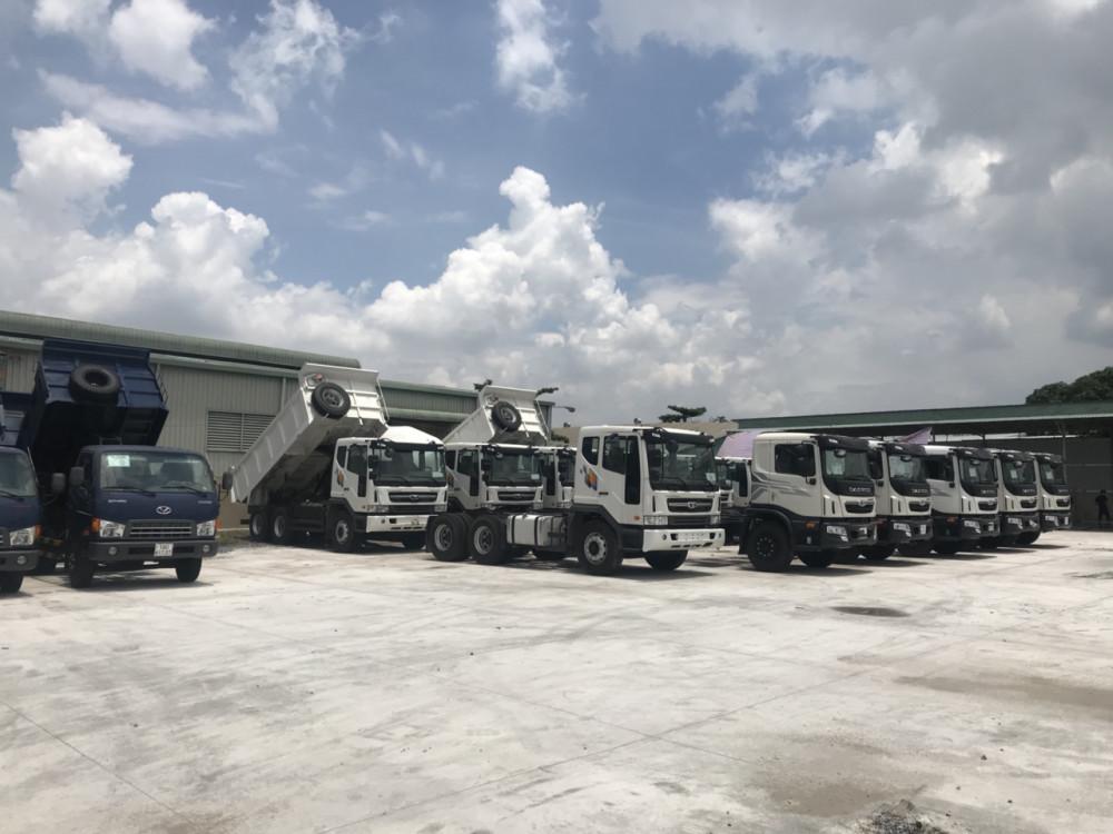 Công ty ô tô Vũ Hùng phân phối chính hãng cac dòng xe từ nhà máy