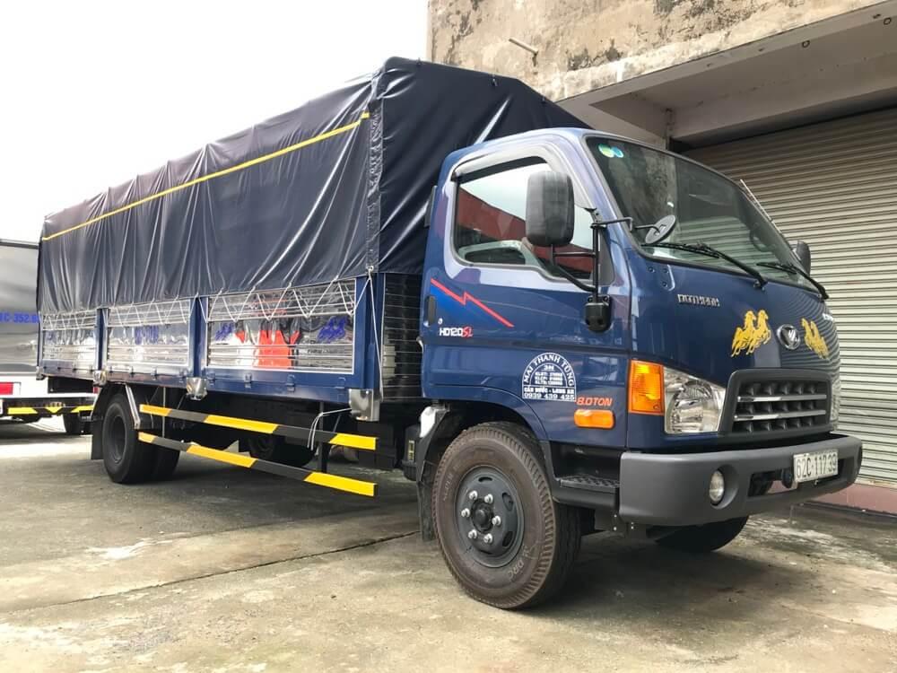 xe tải đô thành hd120sl 8 tấn