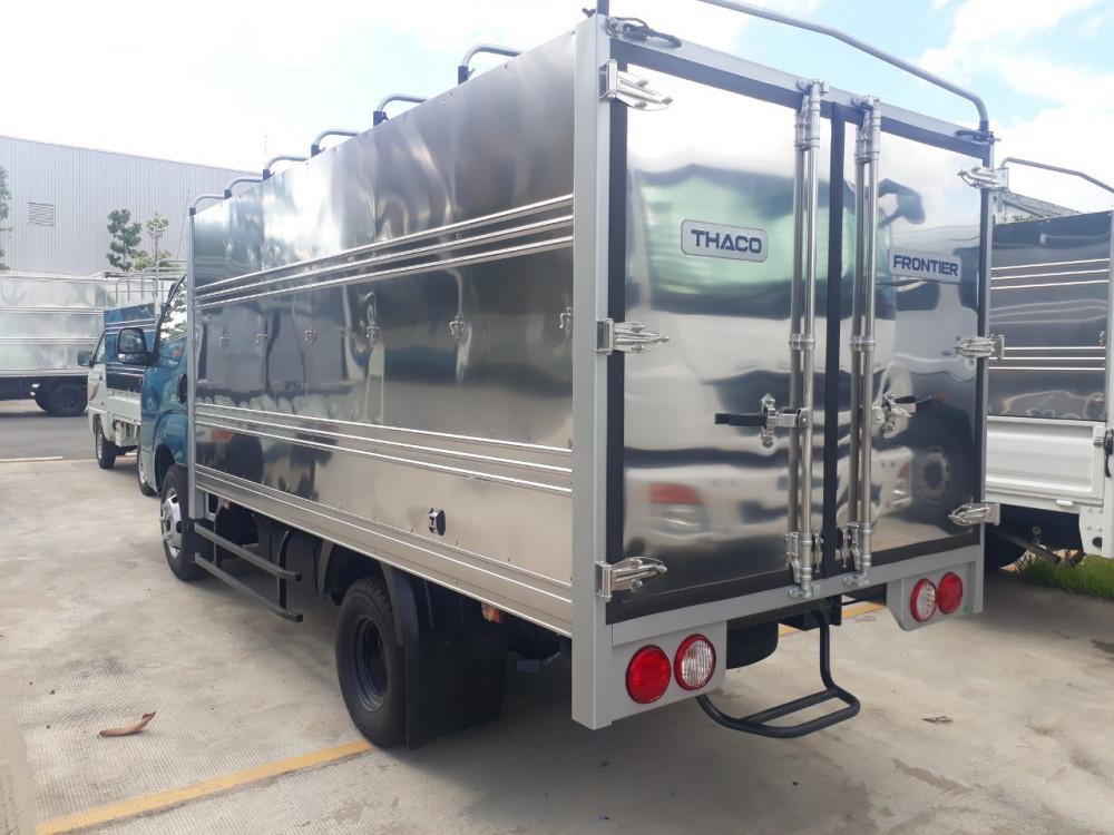 Xe tải Kia Hàn Quốc K250/K200 tải trọng từ 990kg-2.4Tấn, New 2018