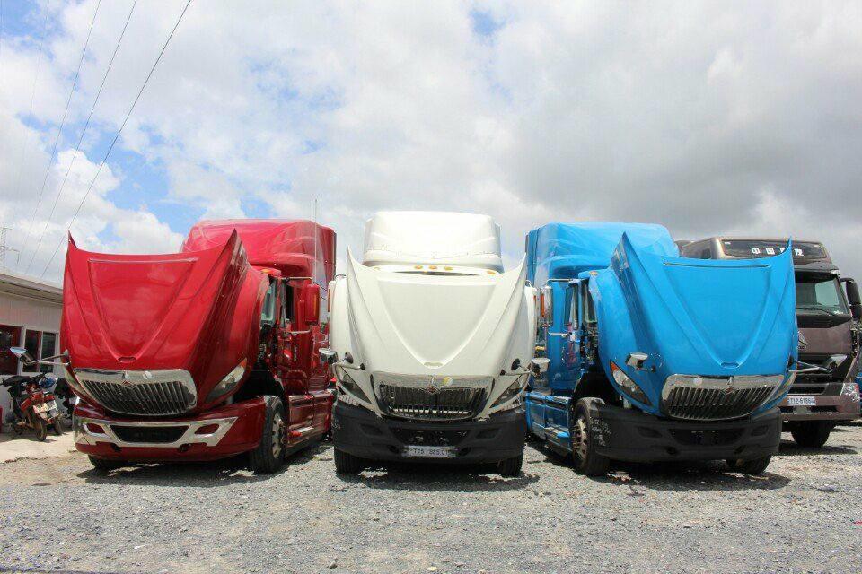 Chọn mua xe đầu kéo Mỹ Hoàng Huy International 1 giường, 0 giường, 2 giường tại Ô Tô An Phước