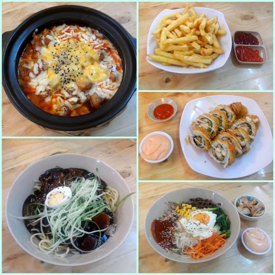 Học nấu ăn - Các món ăn Hàn Quốc ngon, hấp dẫn