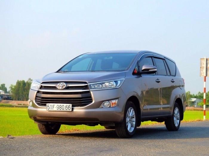 Giá thuê xe 7 chỗ tự lái TPHCM(1)