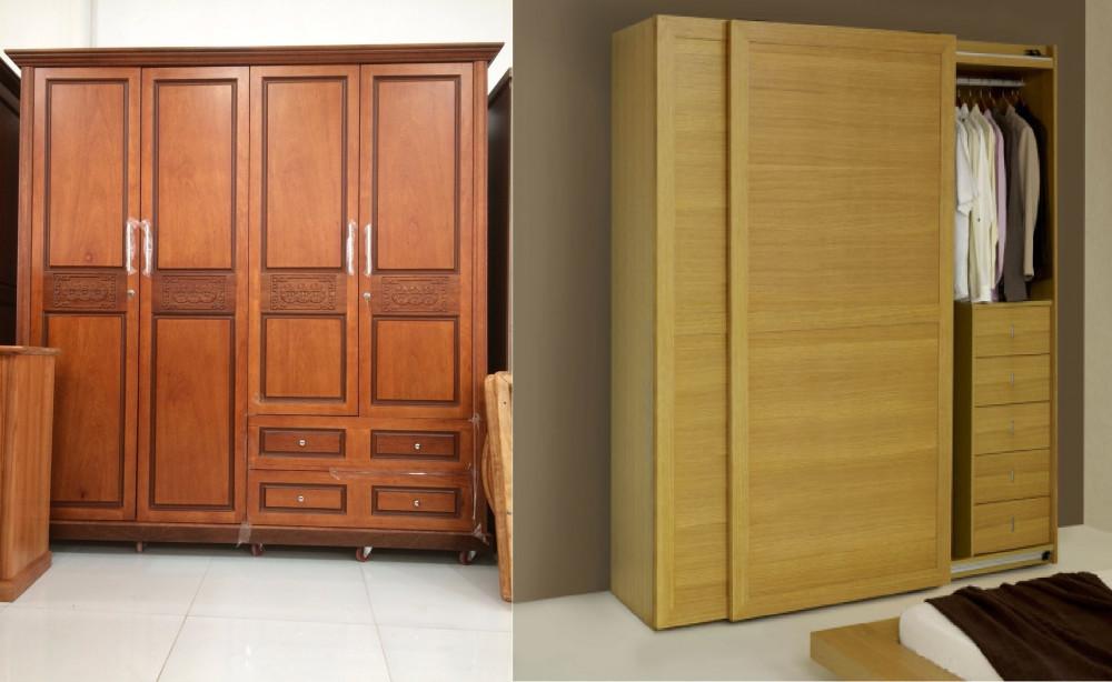 Những điều nhất định cần phải biết khi mua tủ quần áo gỗ