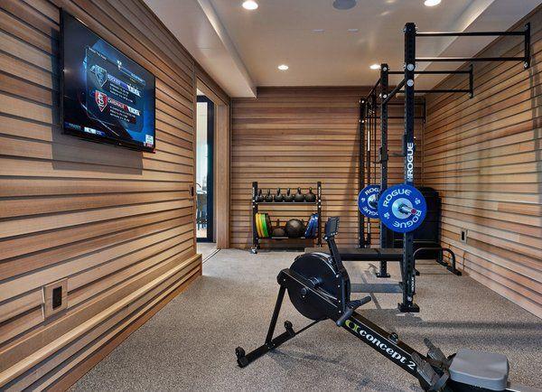 Cân nhắc việc mở phòng Gym tại nhà để tránh lãng phí
