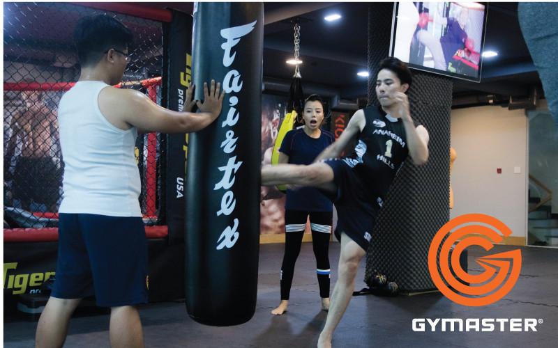 Dịch vụ học Boxing trong phòng gym