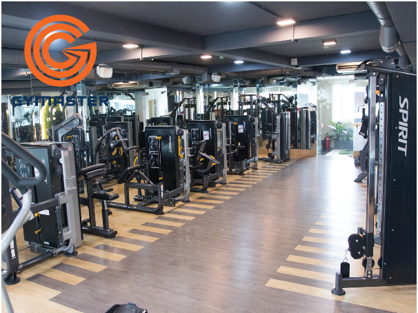Những thiết bị cần có cho phòng Gym dành riêng cho nữ(3)