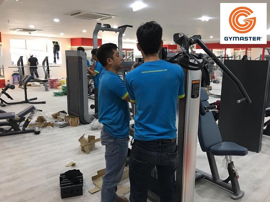 Lắp đặt phòng Gym tại nhà với chi phí cực thấp
