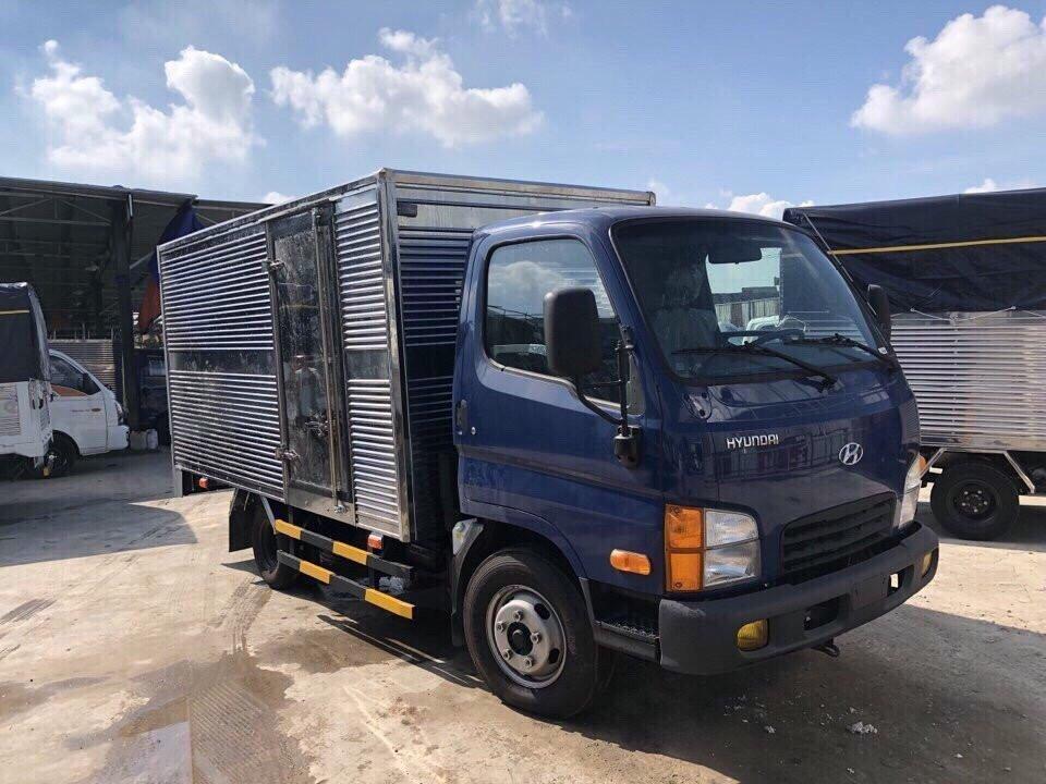Mua xe tải Hyundai New Mighty N250 Thùng Kín trả góp tại Ô Tô Miền Nam Tây Nguyên