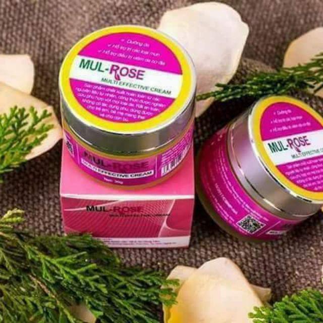 Kem Mul-Rose đặc trị các bệnh về da nào?