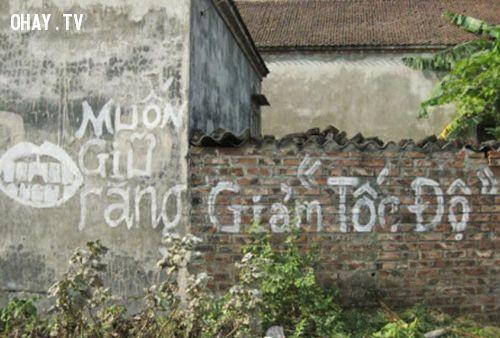 Những hình ảnh khiến bạn không thể nhịn cười chỉ có ở Việt Nam