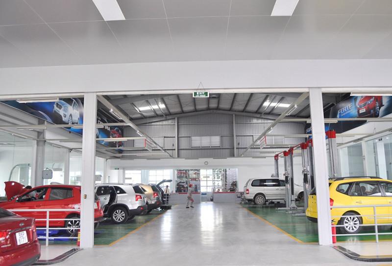 Kia Bình Tân - Đại lý xe ô tô Kia hàng đầu Việt Nam