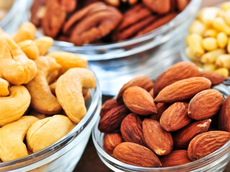 Ăn các loại hạt giúp giảm cân thế nào?