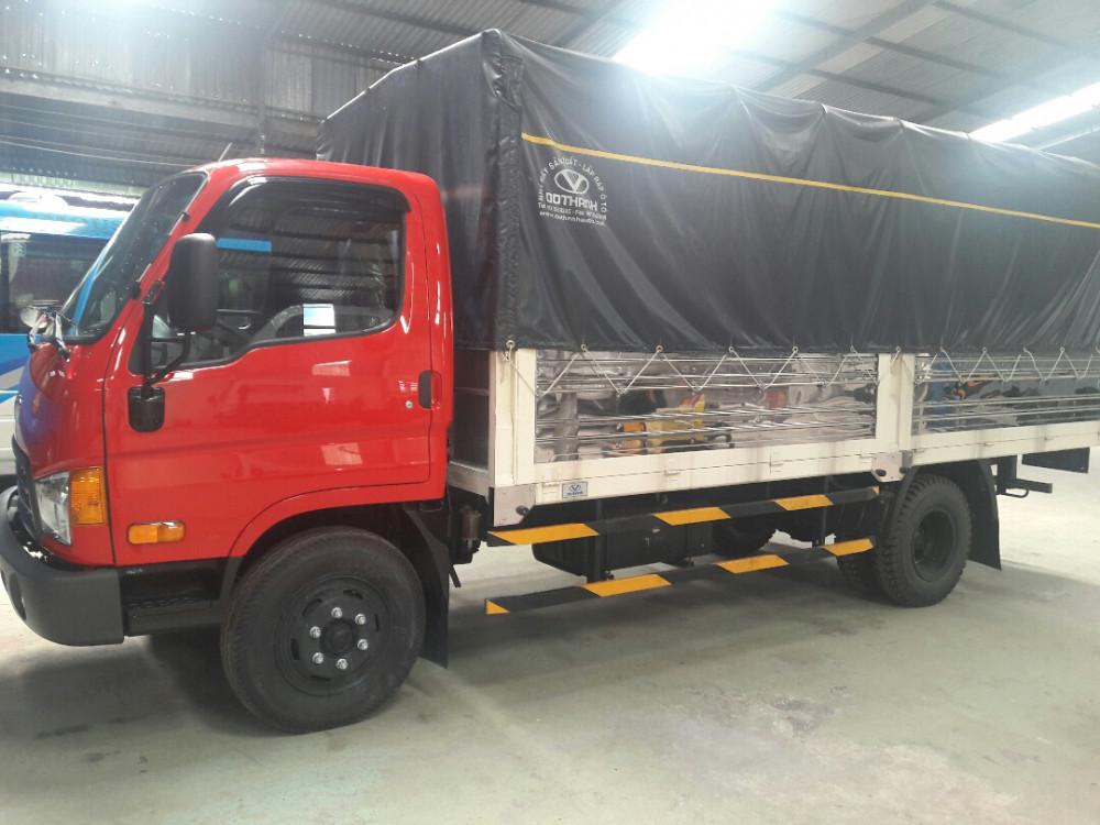 Xe tải Đô Thành HD99 thùng bạt