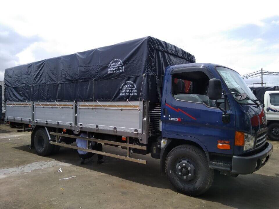 Xe tải Đô Thành HD120SL thùng bạt