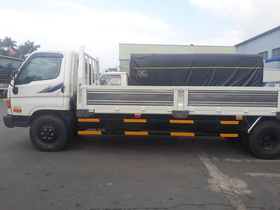 Xe tải Đô Thành HD120SL thùng lửng