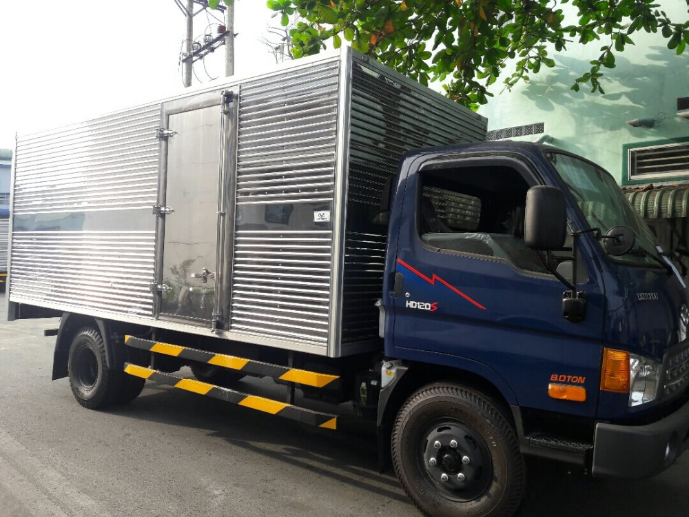 Xe tải Đô Thành HD120SL thùng kín