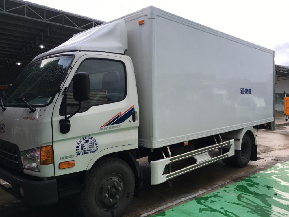 Đại lý bán xe tải Hyundai 8 tấn phải có thương hiệu