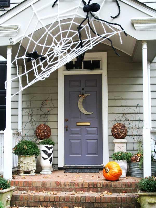 Ấn tượng những mẫu decal trang trí nhà ấn tượng ngày Halloween 4