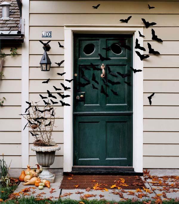 Ấn tượng những mẫu decal trang trí nhà ấn tượng ngày Halloween 8
