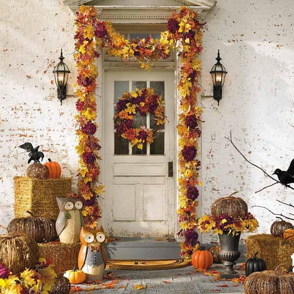 Ấn tượng những mẫu decal trang trí nhà ấn tượng ngày Halloween 9
