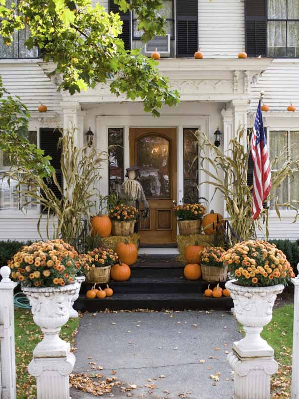 Ấn tượng những mẫu decal trang trí nhà ấn tượng ngày Halloween 10