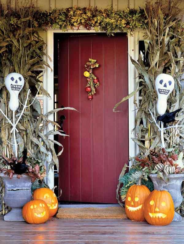Ấn tượng những mẫu decal trang trí nhà ấn tượng ngày Halloween 11
