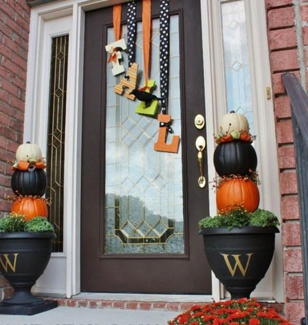 Ấn tượng những mẫu decal trang trí nhà ấn tượng ngày Halloween 12