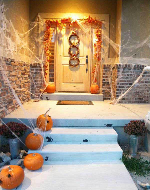 Ấn tượng những mẫu decal trang trí nhà ấn tượng ngày Halloween 19
