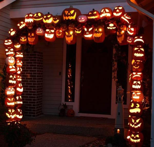 Ấn tượng những mẫu decal trang trí nhà ấn tượng ngày Halloween 20