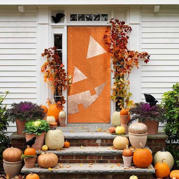 Ấn tượng những mẫu decal trang trí nhà ấn tượng ngày Halloween 22