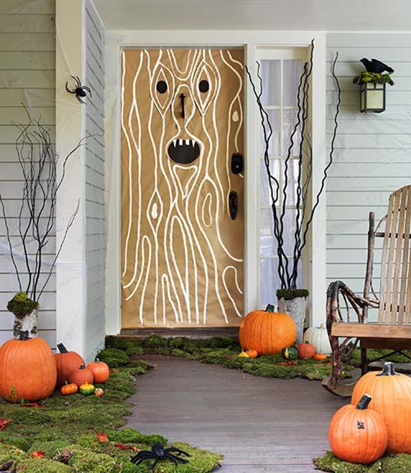 Ấn tượng những mẫu decal trang trí nhà ấn tượng ngày Halloween 24