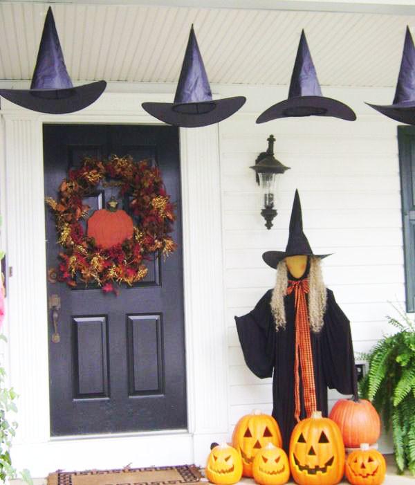 Ấn tượng những mẫu decal trang trí nhà ấn tượng ngày Halloween 25