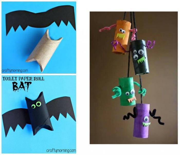 Tự tay làm đồ trang trí Halloween - Tổ chức Halloween tiết kiệm với decal trang trí độc lạ 4