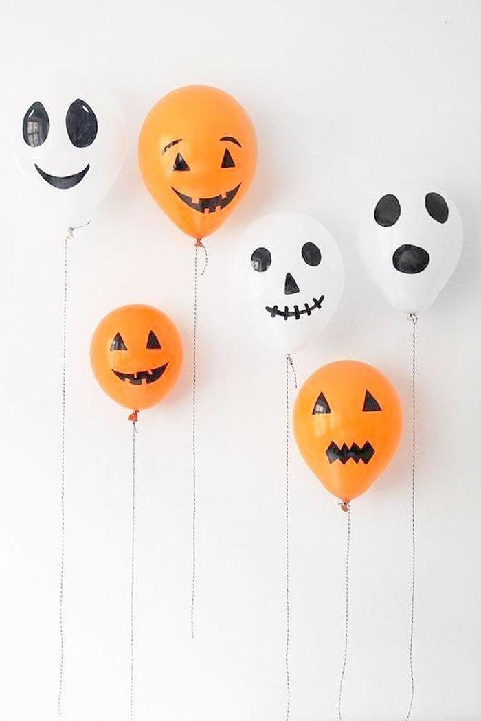 Tự tay làm đồ trang trí Halloween - Tổ chức Halloween tiết kiệm với decal trang trí độc lạ 6