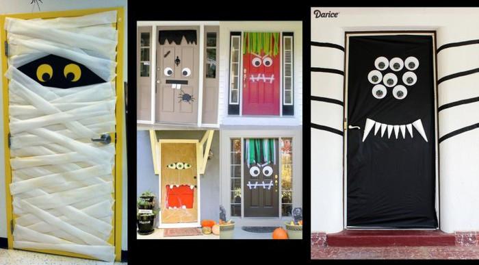 Tự tay làm đồ trang trí Halloween - Tổ chức Halloween tiết kiệm với decal trang trí độc lạ