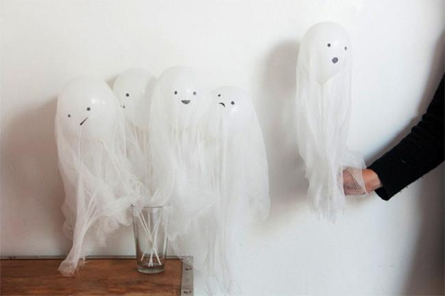 Mách bạn những ý tưởng cực hay ho cho lễ hội Halloween - Mẫu decal ấn tượng trang trí Halloween 1