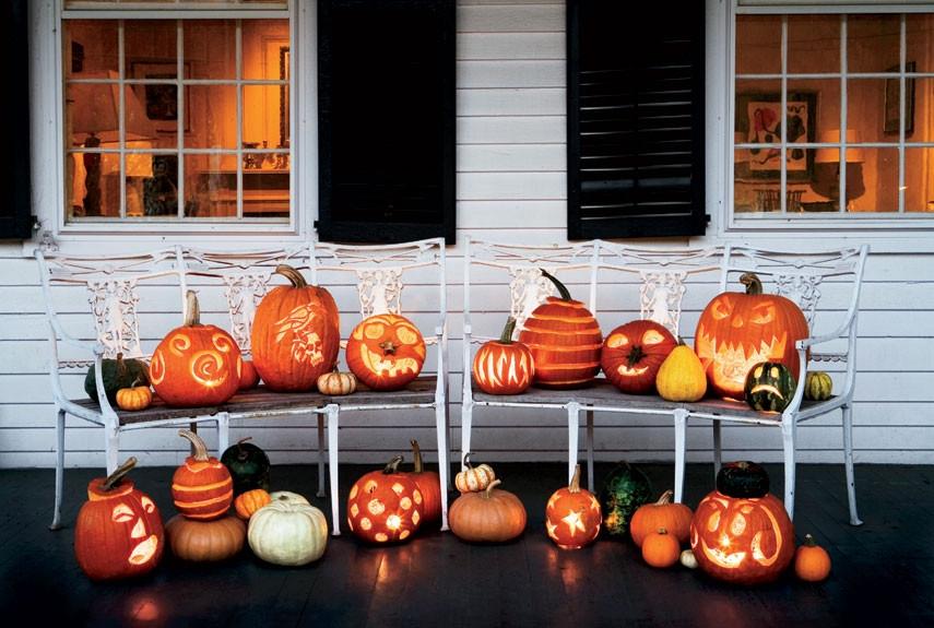 Mách bạn những ý tưởng cực hay ho cho lễ hội Halloween - Mẫu decal ấn tượng trang trí Halloween 4